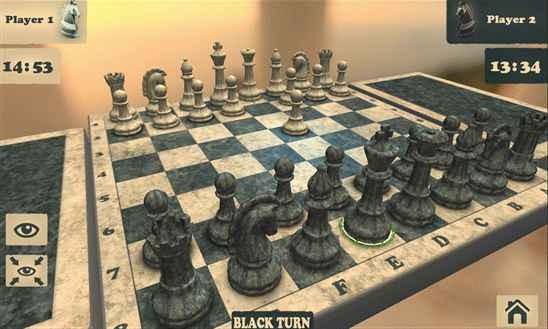 «Chess Fusion» - скачать шахматы бесплатно
