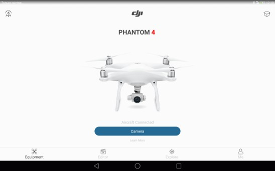 Квадрокоптер DJI Phantom 4: новые технологии стоящие своих денег