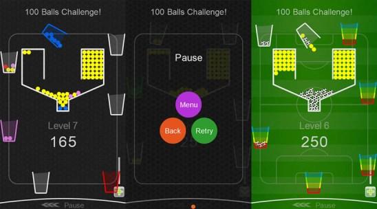 100 Balls для Windows Phone – играй с интересом
