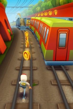 SUBWAY SURFERS НА WINDOWS PHONE1