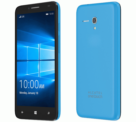 Alcatel OneTouch Fierce XL - цена бюджетная
