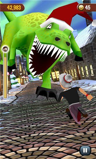 Angry Gran Run - беги, злая бабуля, беги!