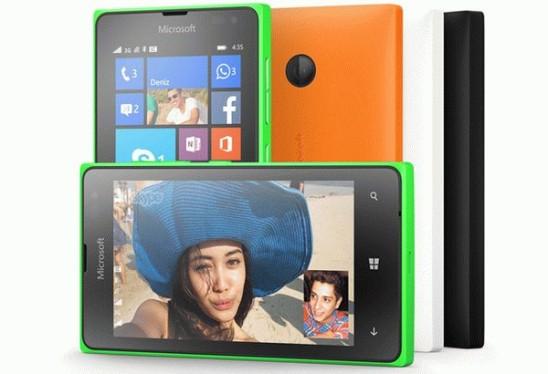 Анонс Microsoft Lumia 435 и Lumia 532