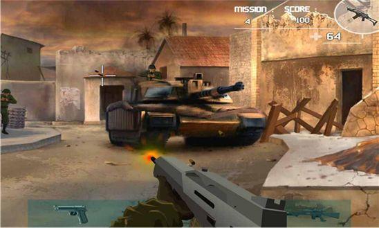 Готовы защищать свой город от террористов? Anti-terror Shooter – ваша игра!