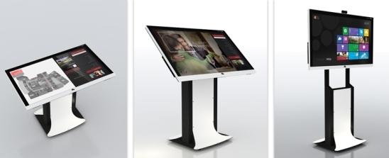 Apek Maxpad: телевизор-компьютер на базе ОС Windows 8