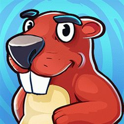 Beaver Kickin – бесконечный раннер для виндовс фон