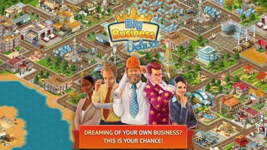 Big Business Deluxe для Windows 8