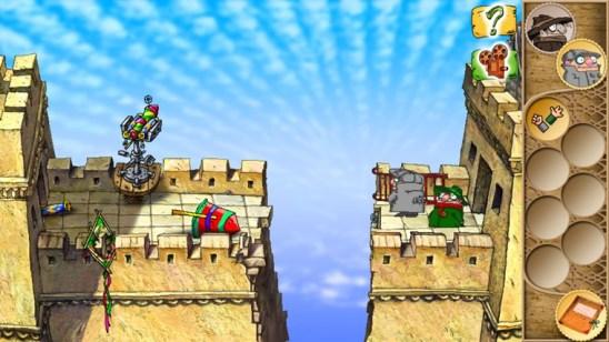 Братья Пилоты 3 - поиск полосатых слонов теперь и на Windows 8