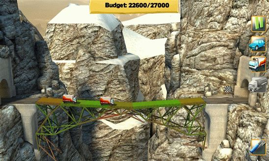 Bridge Constructor - построй свой идеальный мост