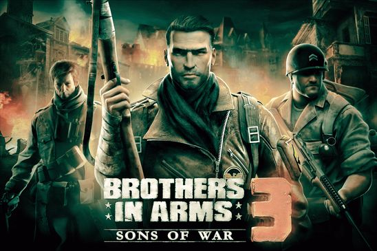 Brothers in Arms 3: Son of War – игра с братьями на выходе