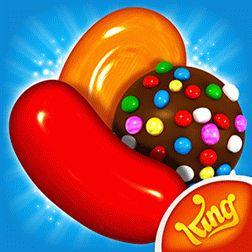 Candy Crush Saga – игра «три в ряд» для Windows Phone