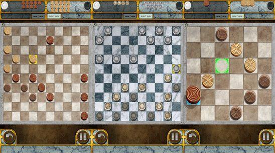 Checkers 2 - старая игра на новый лад