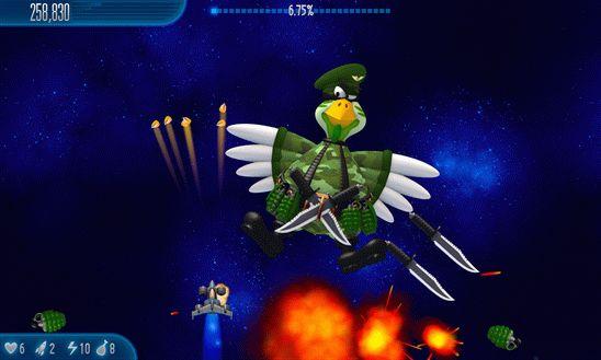 Chicken Invaders 5. Очередное нападение кур