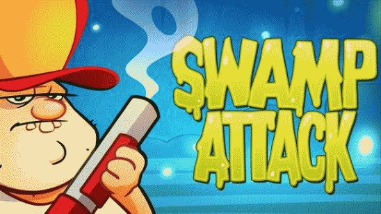 Cкачать игру Swamp Attack на компьютер