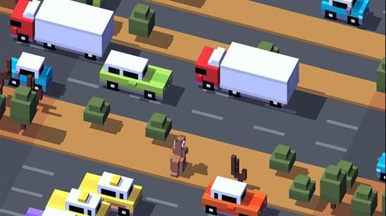 Crossy Road – скачать безумную аркаду