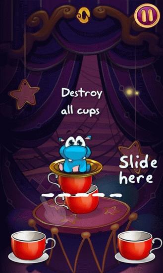 Cut Cup Legend – цирковое представление на экране твоего смартфона