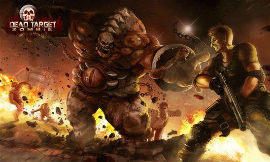 DEAD TARGET: Zombie – зомби-монстры снова в топе