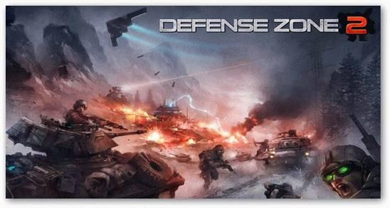 Defense zone 2 – новинка для любителей экшена