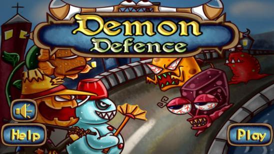 Demon Defence прохождение и секреты