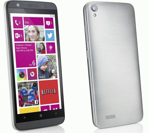 Девайсы на Windows Phone 8.1 от Kazam