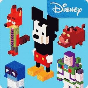 Disney Crossy Road скачать бесплатно