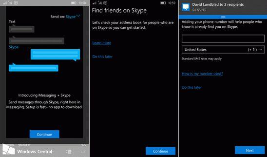 Приложения Messaging Skype Beta выпущено в свет