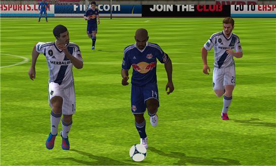 FIFA 13 – лучший футбол для Windows Phone 8