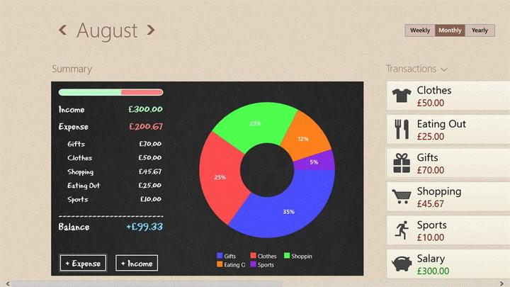 Финансовый помощник Spending Tracker ™_windowsdevice.net