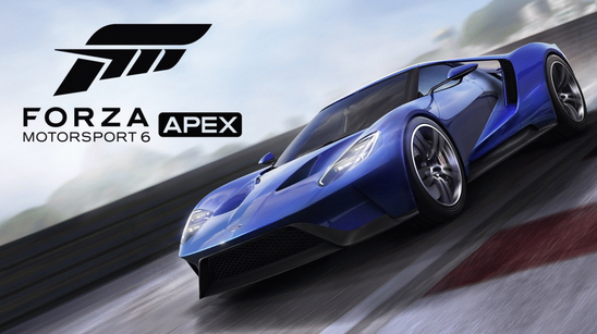 forza motorsport 6 apex beta скачать