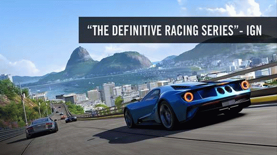 Forza Motorsport 6 Apex скачать