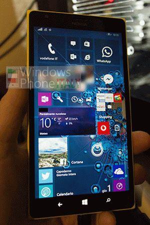 Фото Windows 10 для мобильного телефона