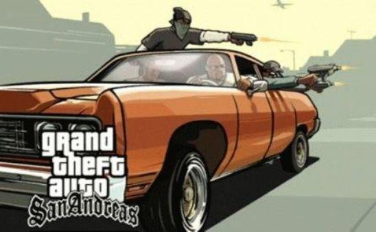 GTA San Andreas прохождение
