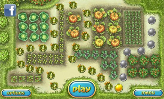 Garden Rescue - война растений с насекомыми