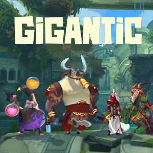 Gigantic игра