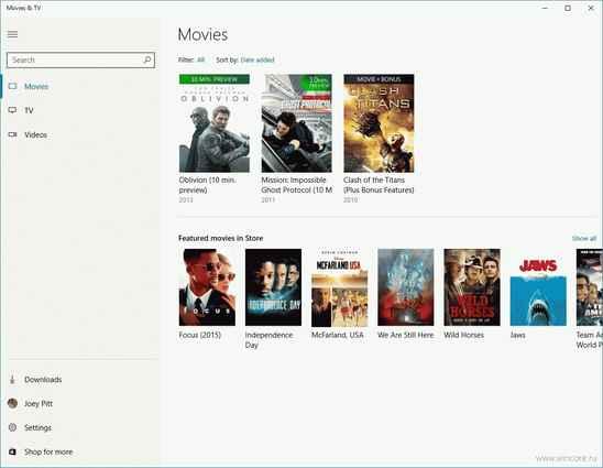 Groove Music вместо привычного Xbox Music изменения в Microsoft 1_