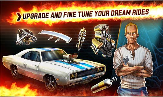 Hot Rod Racers – хот-род гонки для виндовс фон