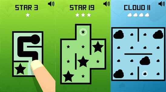 Игра «Glean» - собиратель предметов