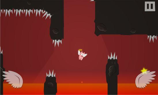 Игра «Pigs Can't Fly» для Windows Phone