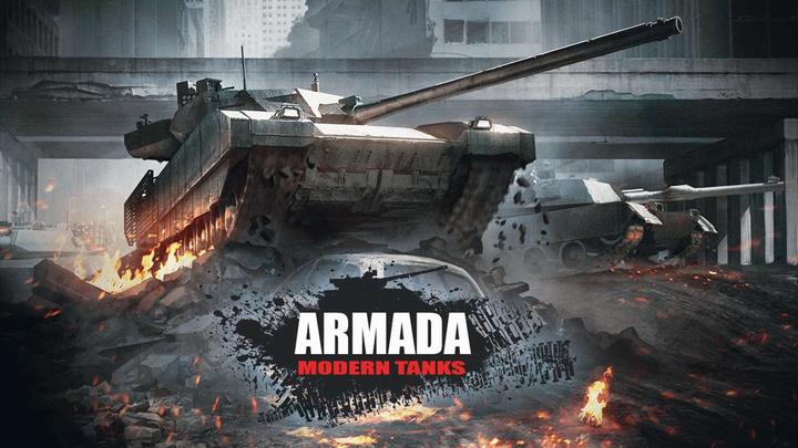 Игра Armada Modern tanks