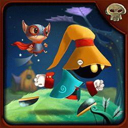 Игра Grimbo – мир приключений