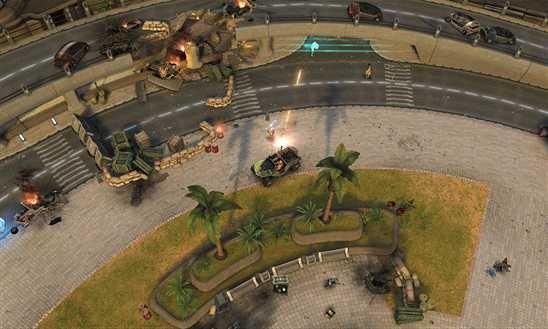 Игра Halo: Spartan Strike
