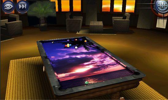 Игра Pool Pro Online 3 – аналог бильярда для виндовс пхоне