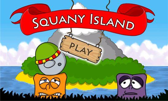 Игра Squany Island для Windows Phone 8