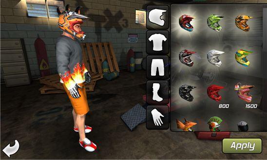 Игра Trial Xtreme 3 – популярная мотогонка для Виндовс Фон 8
