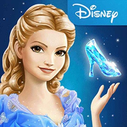 Игра «Золушка. Звездопад» бесплатно от Disney