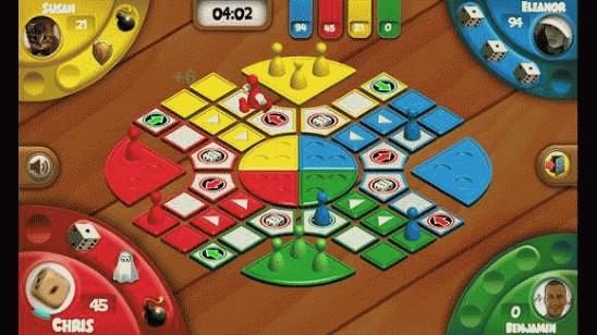Игру ЛУДО скачать и играть онлайн