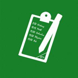 Интересное приложение «Расписание пар» или готовимся к новому учебному году с Виндовс Фон 8