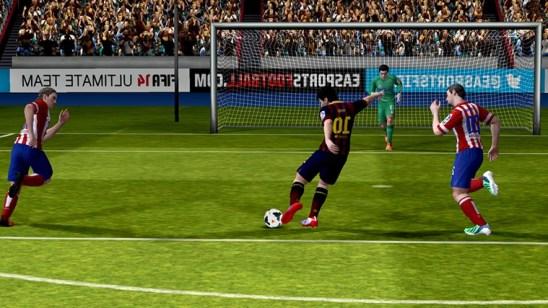 Известный футбольный симулятор FIFA 14 доступен на Windows 8 абсолютно бесплатно
