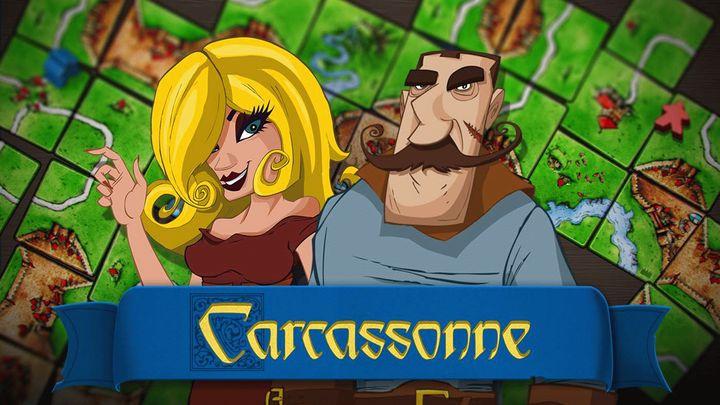 Каркассон – настольная игра