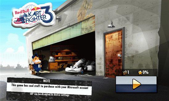 Kart fighter 3 - картинг для виндовс фон